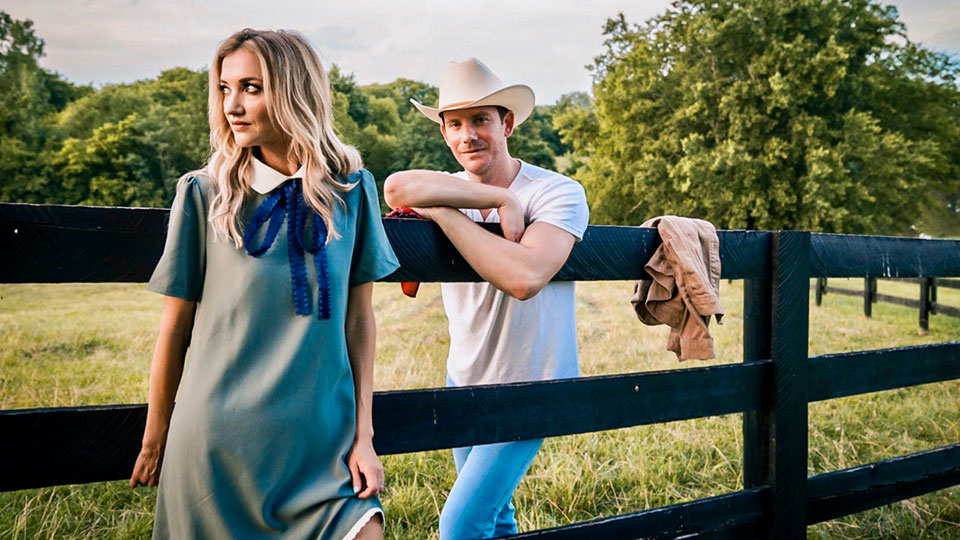 Sam Outlaw and Sarah Darling
