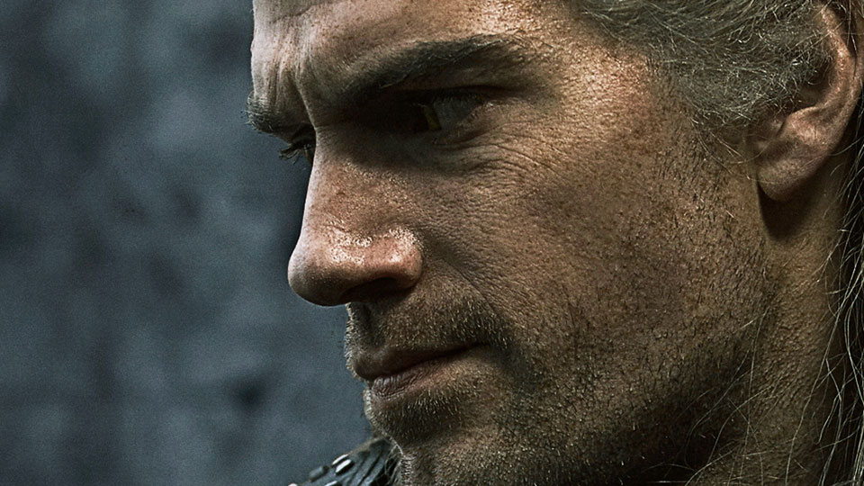 The Witcher - Henry Cavill