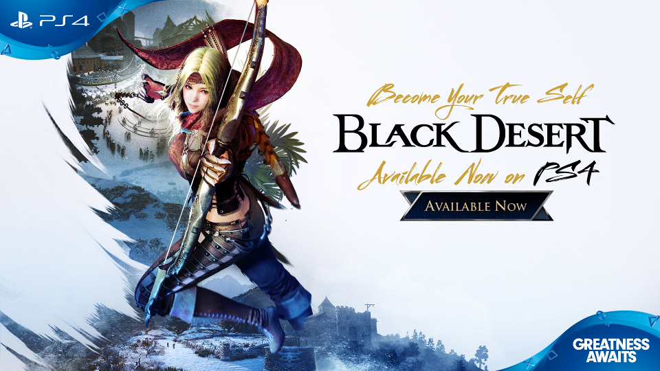 Black Desert PS4