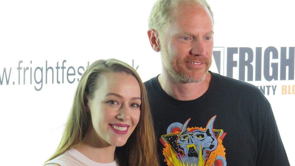 April Billingsley and Dan Bush