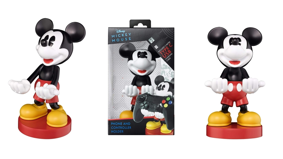 Mickey Mouse Cable Guy holder