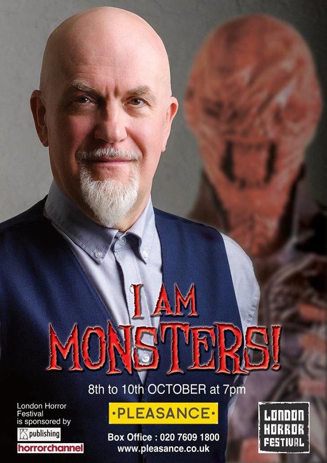 Nicholas Vince - I Am Monsters