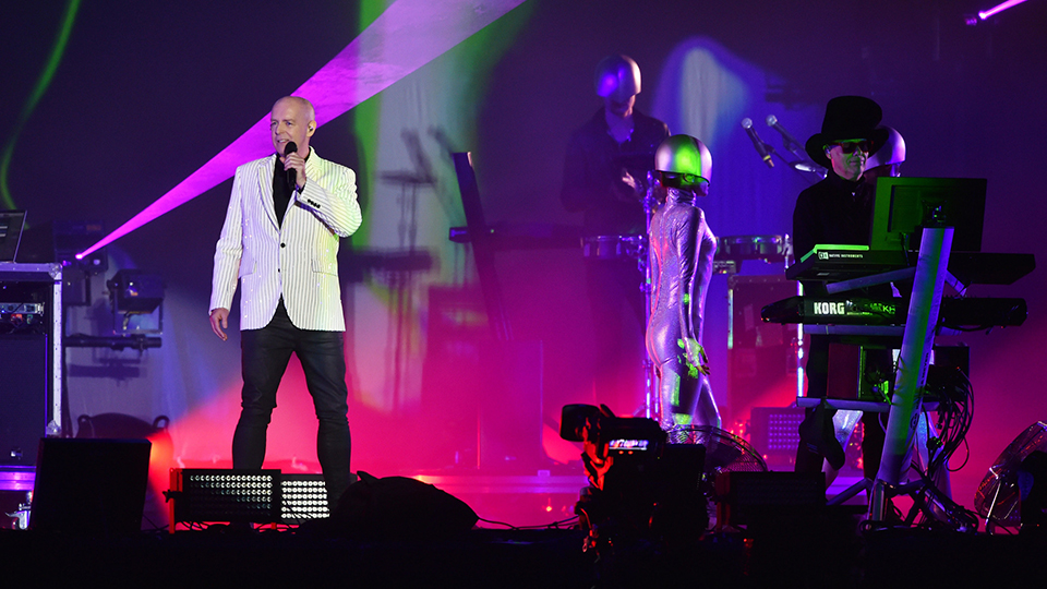 Pet Shop Boys at BBC Radio 2 Live in Hyde Park