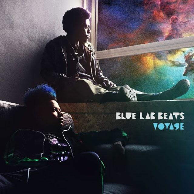 Blue Lab Beats - Voyage