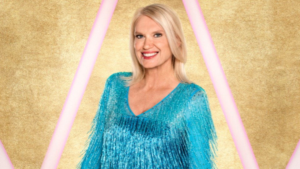 Strictly Come Dancing 2019 Anneka Rice