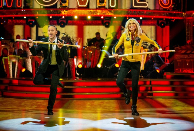 Strictly Come Dancing 2019 Anneka Rice Kevin Clifton