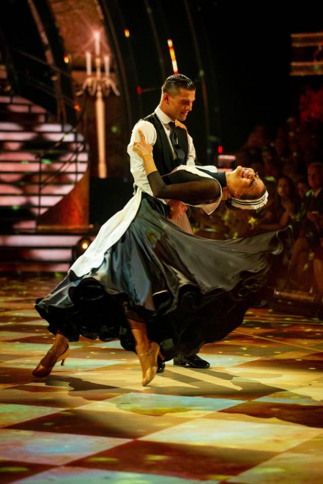 Strictly Come Dancing 2019 Viscountess Emma Weymouth Aljaz Skornajec