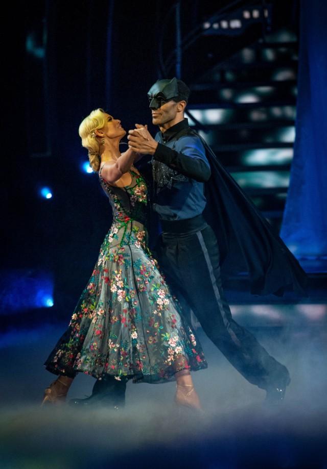 Strictly Come Dancing 2019 David James Nadiya Bychkova