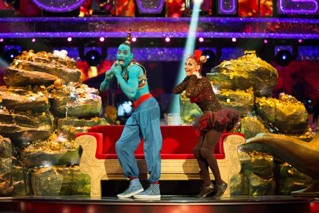 Strictly Come Dancing 2019 Dev Griffin Dianne Buswell