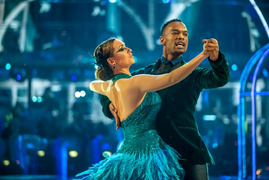 Strictly Come Dancing 2019 Catherine Tyldesley Johannes Radebe