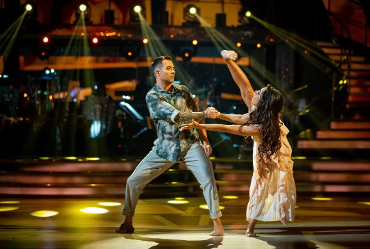 Strictly Come Dancing 2019 Will Bayley Janette Manrara