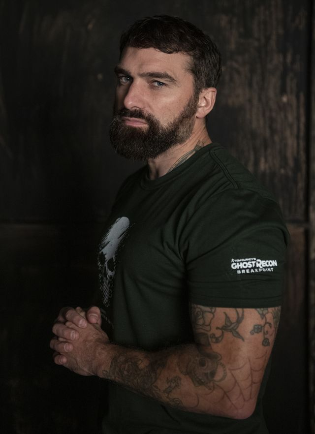 Ant Middleton - Stealthy Living Guide