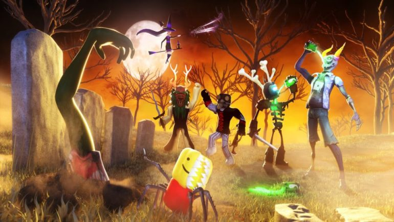 The 10 Spookiest Games On Roblox You Can Play This Halloween