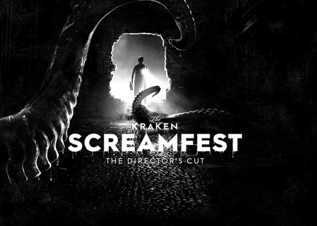 Kraken Screamfest - Neil Marshall