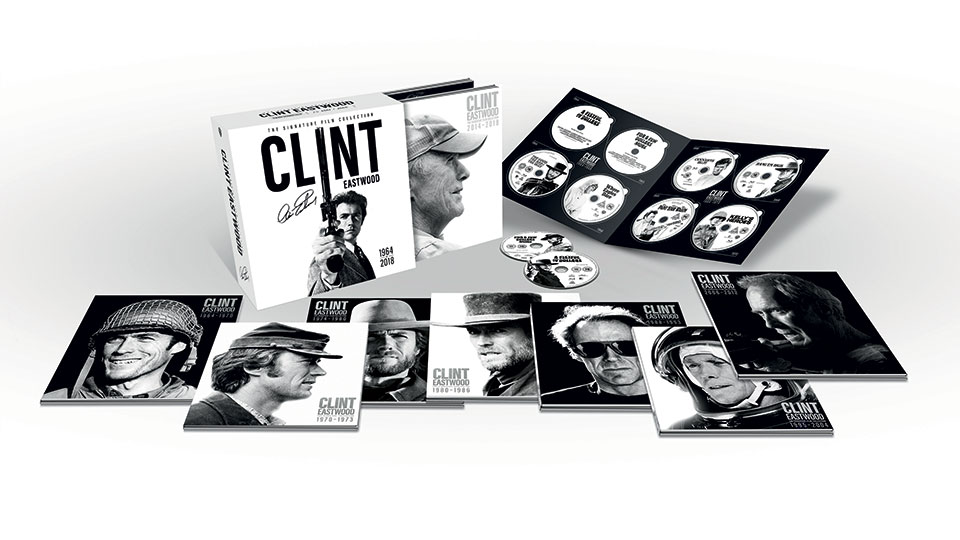 Clint Eastwood: The Signature Film Collection