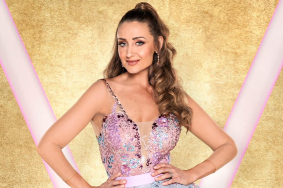 Strictly Come Dancing 2019 Catherine Tyldesley