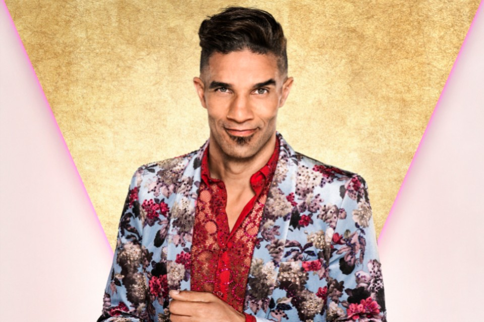 Strictly Come Dancing 2019 David James
