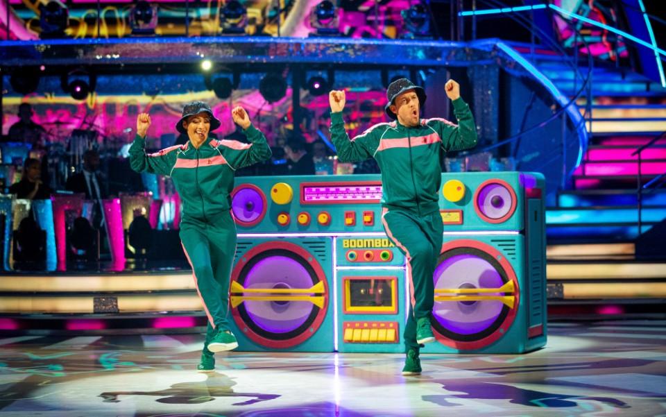 Strictly Come Dancing 2019 Chris Ramsay Karen Hauer