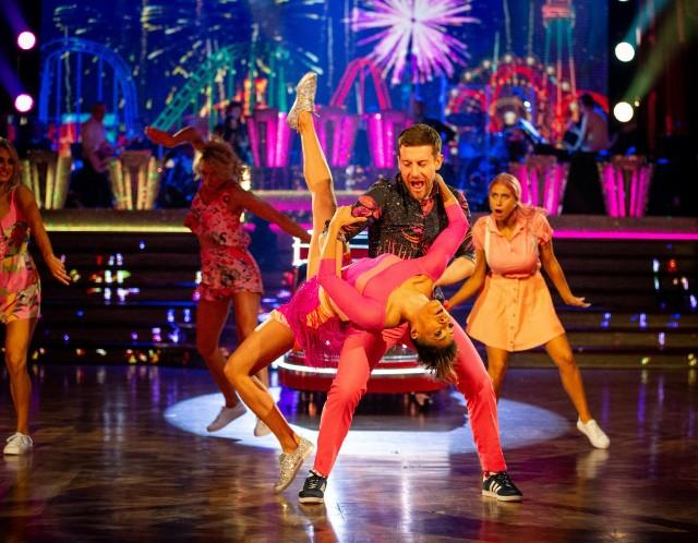 Strictly Come Dancing 2019 Chris Ramsey Karen Hauer