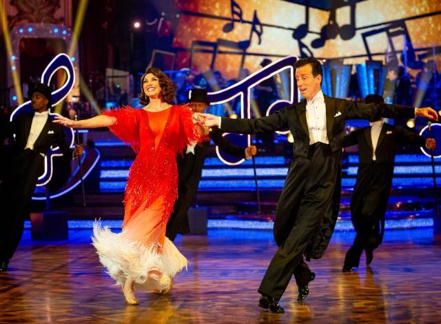 Strictly Come Dancing 2019 Emma Barton Anton du Beke