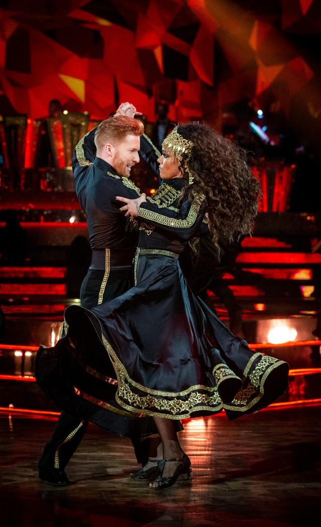 Strictly Come Dancing 2019 Alex Scott Neil Jones