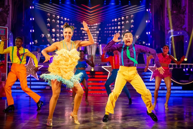 Strictly Come Dancing 2019 Karim Zeroual Amy Dowden