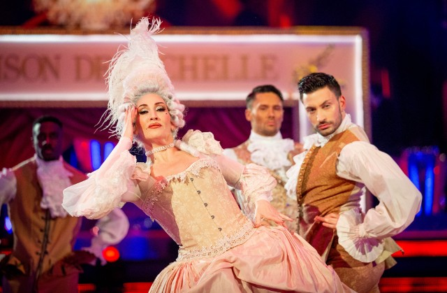 Strictly Come Dancing 2019 Michelle Visage Giovanni Pernice