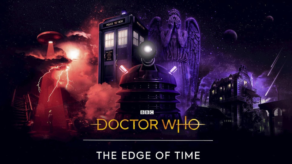 Doctor Who - The Edge of Time