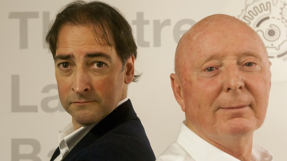 An Evening Shared With Jasper Carrott & Alistair McGowan review