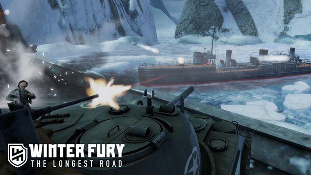 Winter Fury: Longest Road