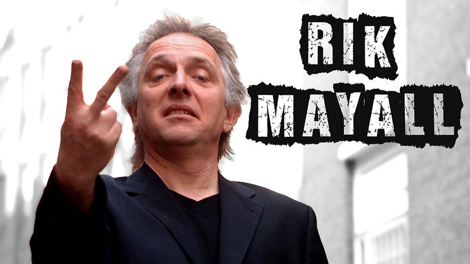 Rik Mayall: Comedy Genius