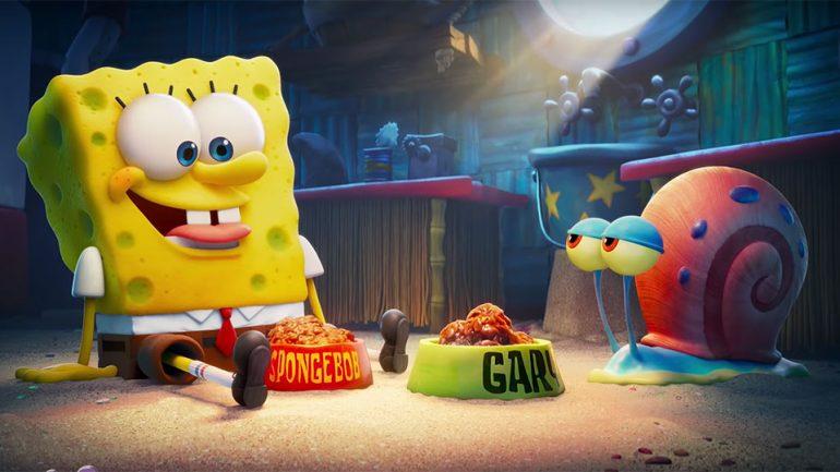 Image result for spongebob movie sponge on the run