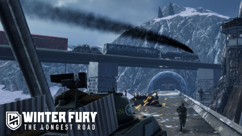 Winter Fury: Longest Road