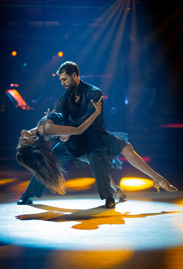 Strictly Come Dancing 2019 Kelvin Fletcher Oti Mabuse