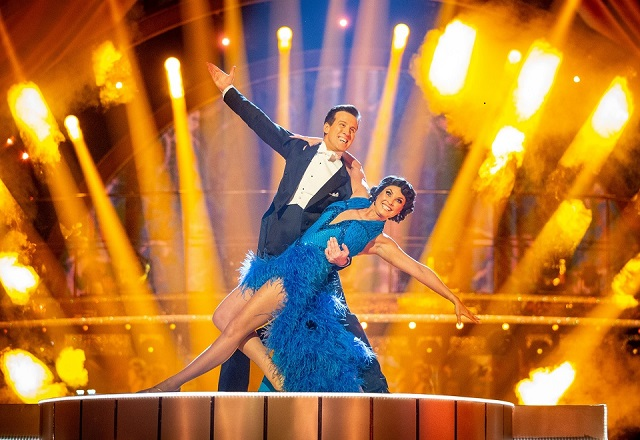 Strictly Come Dancing 2019 Emma Barton Anton Du Beke
