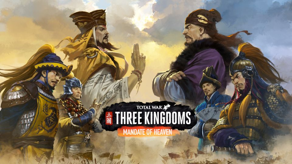 Total War: Three Kingdoms Mandate