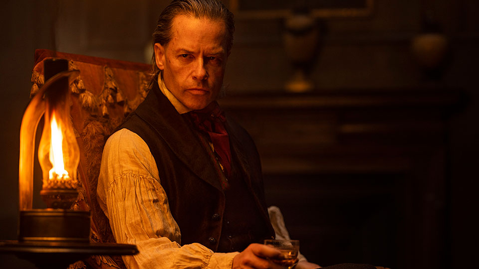 A Christmas Carol starring Guy Pearce starts tonight on BBC One - Entertainment Focus