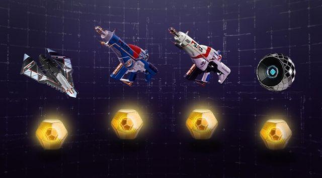 Destiny 2 - gear