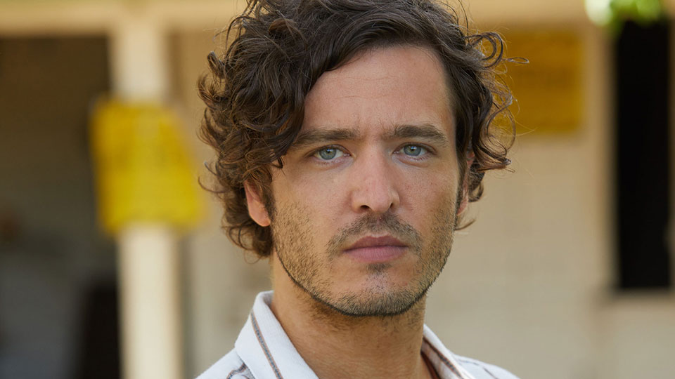 Alex Vlahos - Death in Paradise