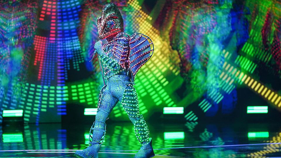 The Masked Singer - Chameleon