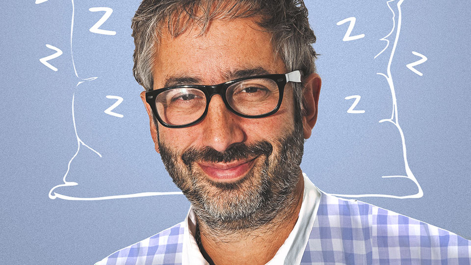 Sleeping With... David Baddiel