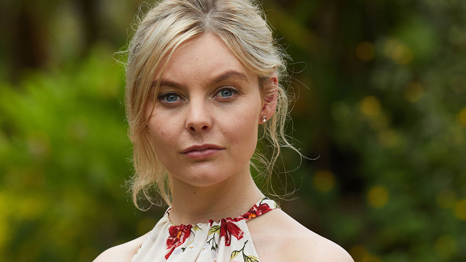 Nell Hudson - Death in Paradise series 9