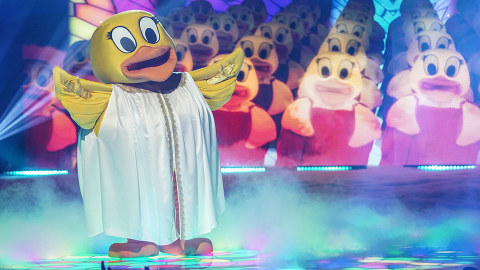 The Masked Singer - Duck