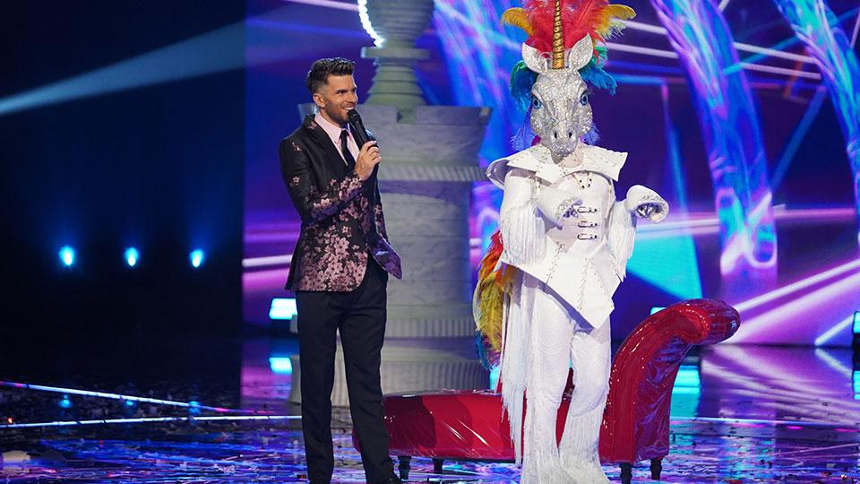 The Masked Singer episode 5 - Unicorn