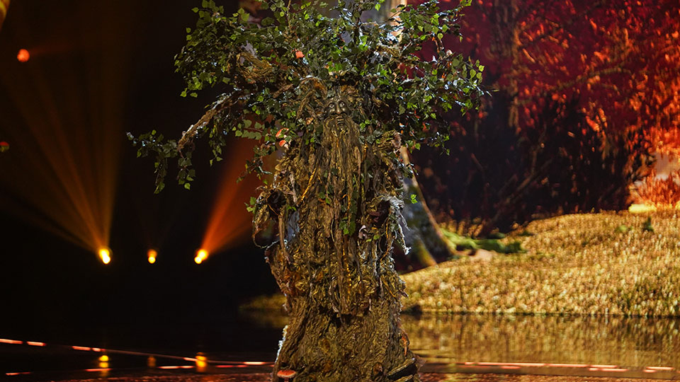 The Masked Singer - Tree