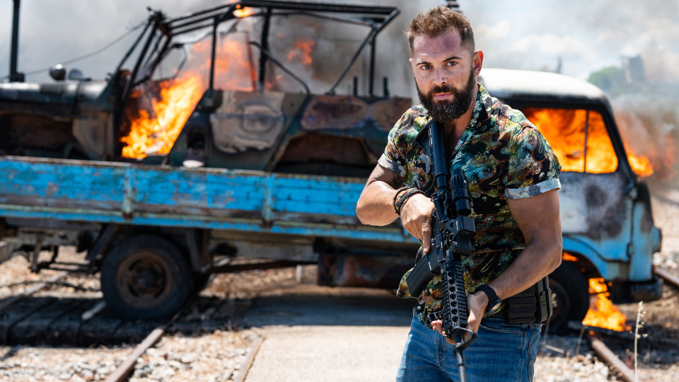 Strike Back: Vendetta - 8x02