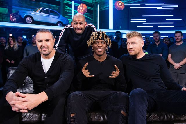 Top Gear 28/5