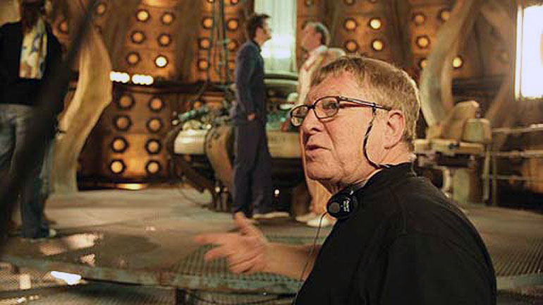 An Afternoon with Graeme Harper Doctor Who Director