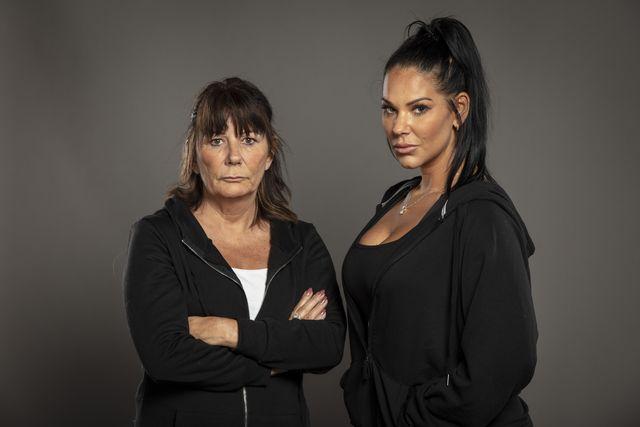 Hellen (58) & Leonie (31)
