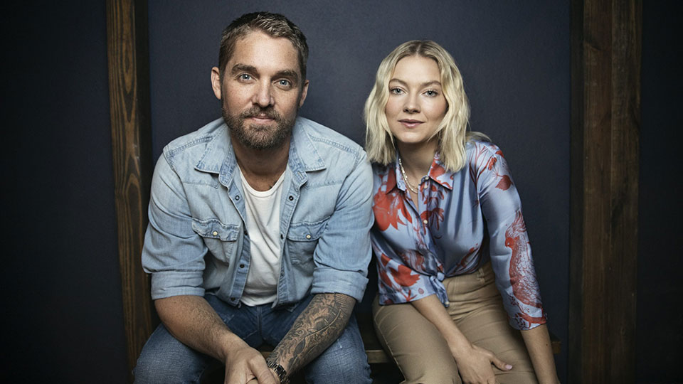 Brett Young and Astrid S
